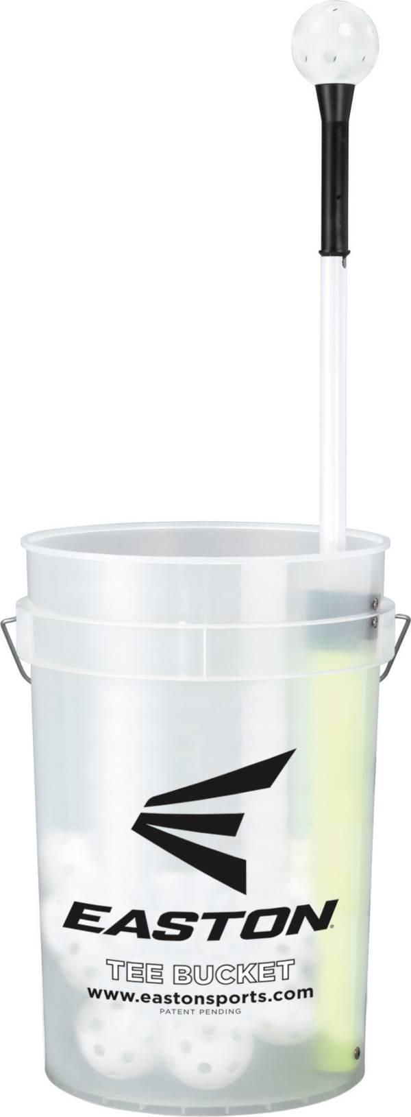 Easton Tee Bucket w/ 30 Training Balls product image