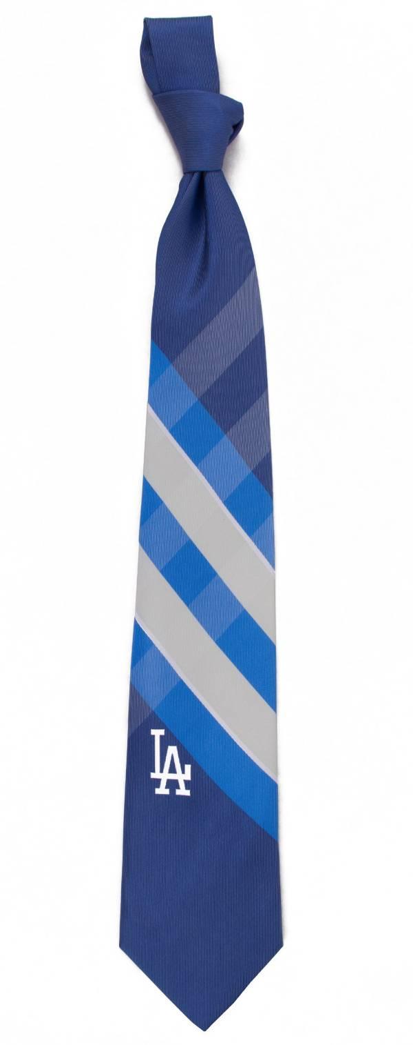 Eagles Wings Los Angeles Dodgers Grid Necktie product image