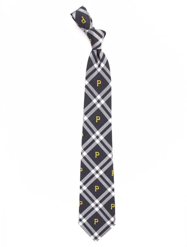 Eagles Wings Pittsburgh Pirates Woven Polyester Necktie product image