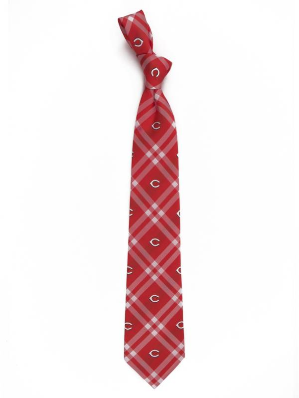 Eagles Wings Cincinnati Reds Woven Polyester Necktie product image