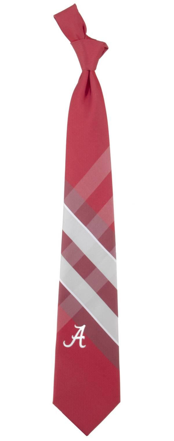 Eagles Wings Alabama Crimson Tide Grid Necktie product image