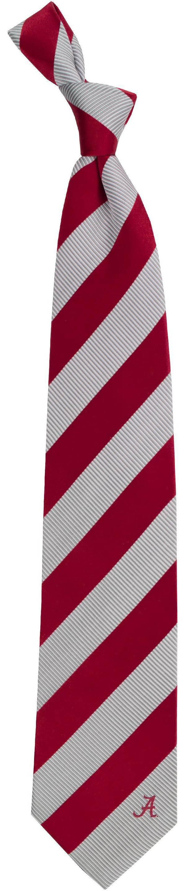 Eagles Wings Alabama Crimson Tide Woven Silk Necktie product image
