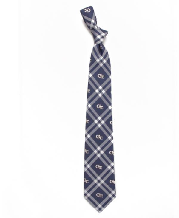 Eagles Wings Georgia Tech Yellow Jackets Woven Polyester Necktie product image