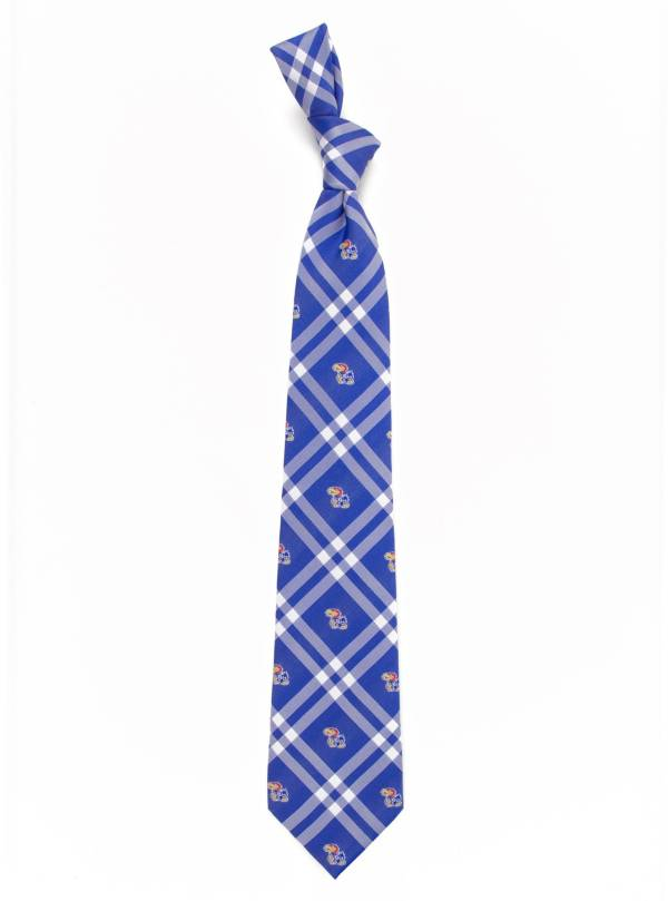 Eagles Wings Kansas Jayhawks Woven Polyester Necktie product image