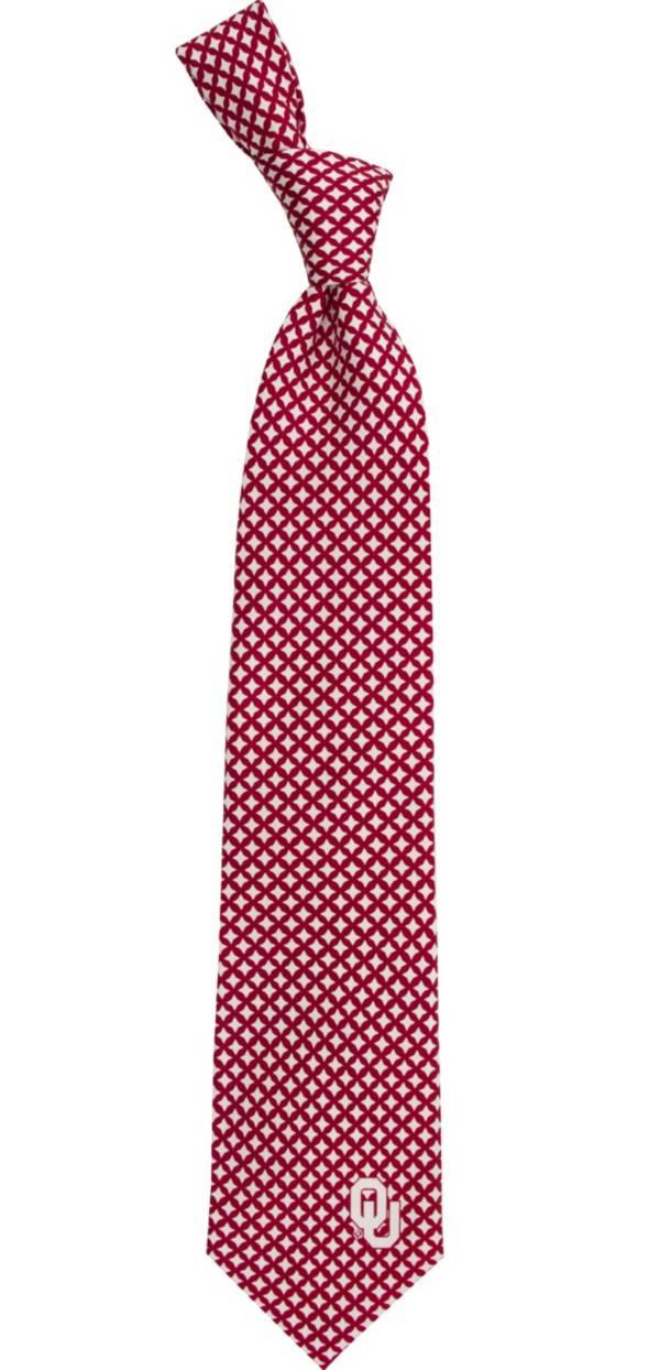 Eagles Wings Oklahoma Sooners Print Silk Necktie product image