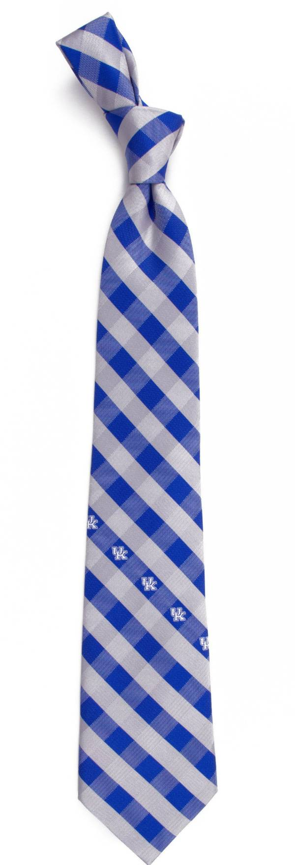 Eagles Wings Kentucky Wildcats Check Necktie product image