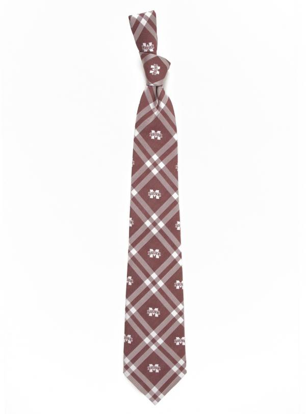 Eagles Wings Mississippi State Bulldogs Woven Polyester Necktie product image