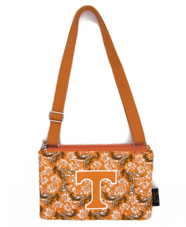 Eagles Wings Tennessee Volunteers Quilted Cotton Cross Body Purse product image