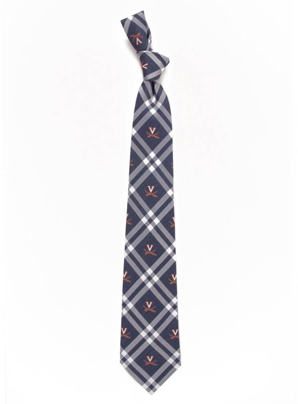 Eagles Wings Virginia Cavaliers Woven Polyester Necktie product image