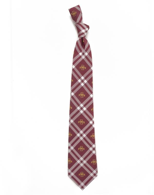 Eagles Wings Iowa State Cyclones Woven Polyester Necktie product image