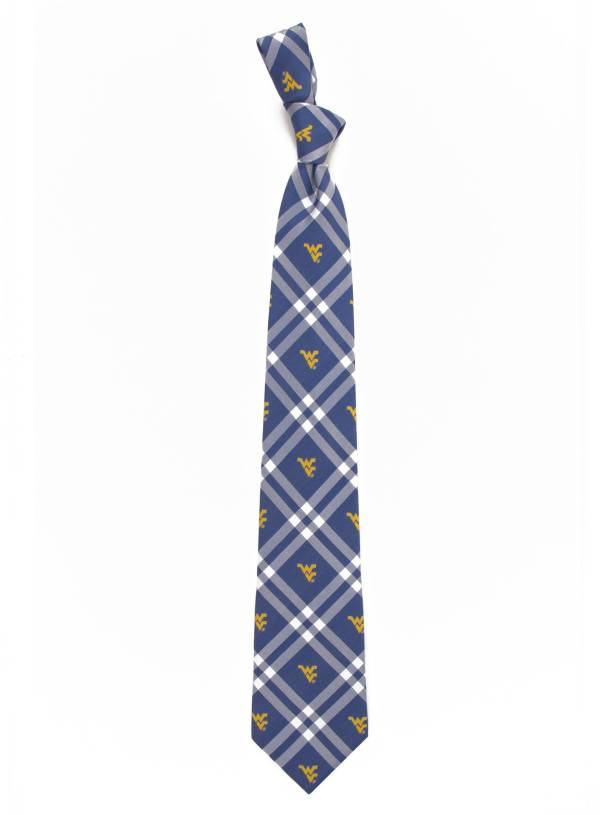 Eagles Wings West Virginia Mountaineers Woven Polyester Necktie product image