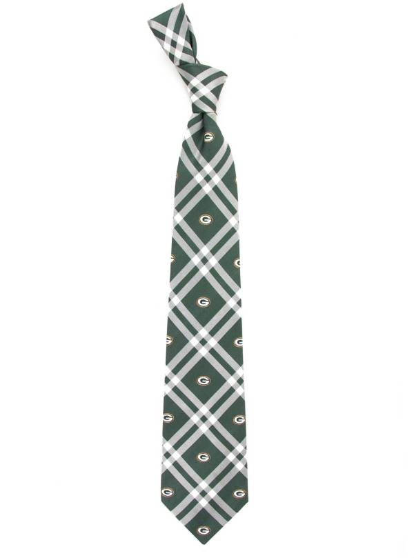 Eagles Wings Green Bay Packers Woven Polyester Necktie product image