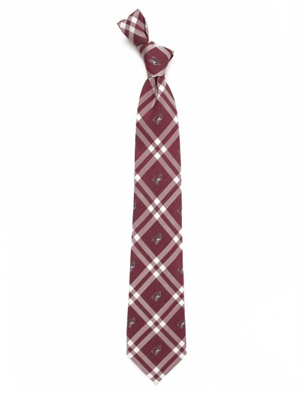 Eagles Wings Arizona Coyotes Woven Polyester Necktie product image