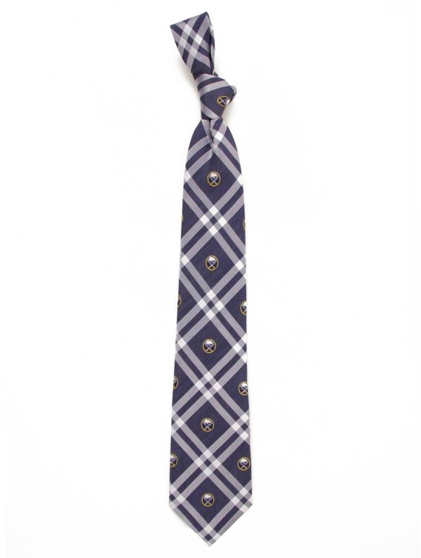 Eagles Wings Buffalo Sabres Woven Polyester Necktie product image