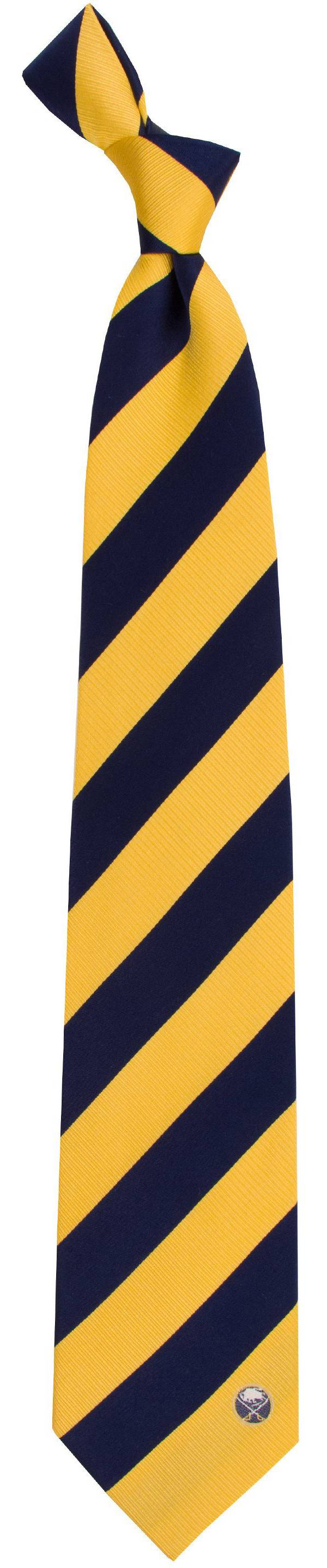 Eagles Wings Buffalo Sabres Woven Silk Necktie product image