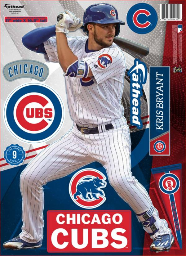 Fathead Chicago Cubs Kris Bryant Wall Decal product image
