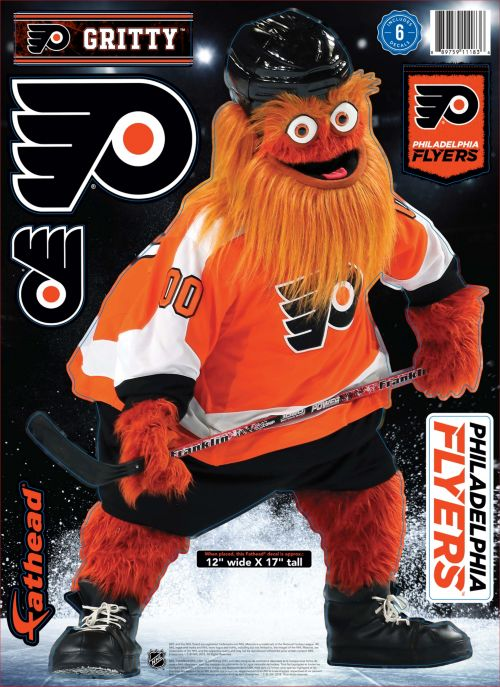 1365e577a Fathead Philadelphia Flyers Gritty Teammate Wall Decal. noImageFound. 1. 1  / 1. alternate 0