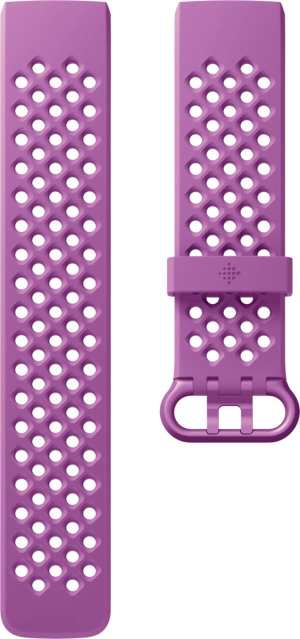 Fitbit Charge 3 Silicone Sport Accessory Band product image