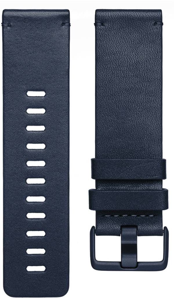 Fitbit Versa Leather Accessory Band product image