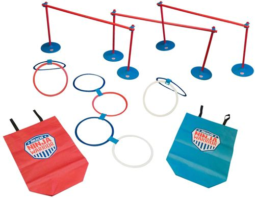 American Ninja Warrior Obstacle Course Race Set Dick S Sporting Goods