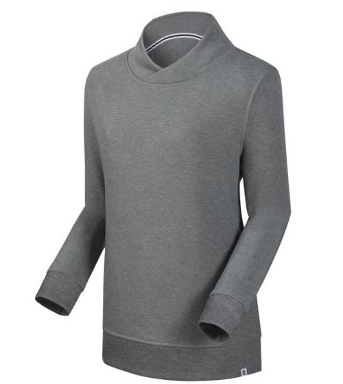 99faec8c FootJoy Women's French Terry Golf Pullover