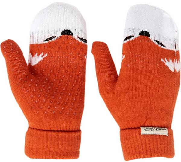Field & Stream Youth Cabin Fox Mittens product image