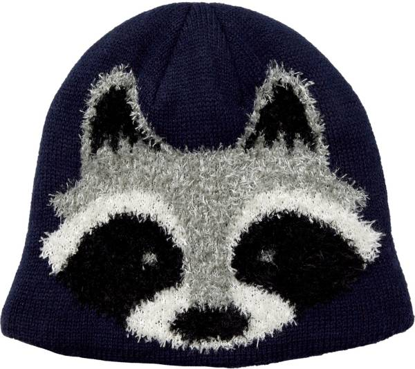 Field & Stream Youth Cabin Raccoon Beanie product image