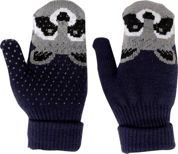 Field & Stream Youth Cabin Raccoon Mittens product image