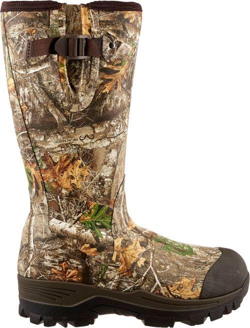 e4ad441b615 Field   Stream Men s Swamptracker 1000g RTE Rubber Hunting Boots ...
