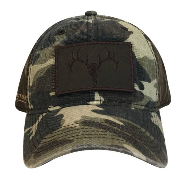 Field & Stream Camo Waxed Patch Hat product image
