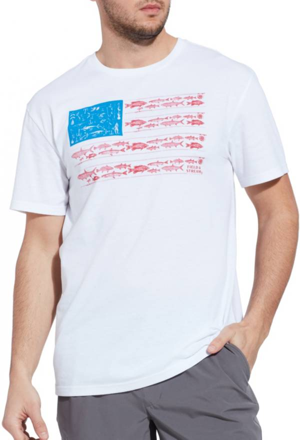 Field & Stream Men's Fishing Graphic T-Shirt (Regular and Big & Tall) product image