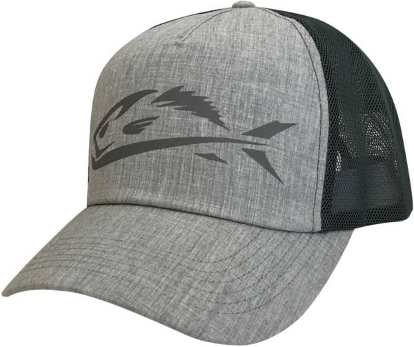Field & Stream Men's Heather Grey Fish Icon Trucker Hat product image