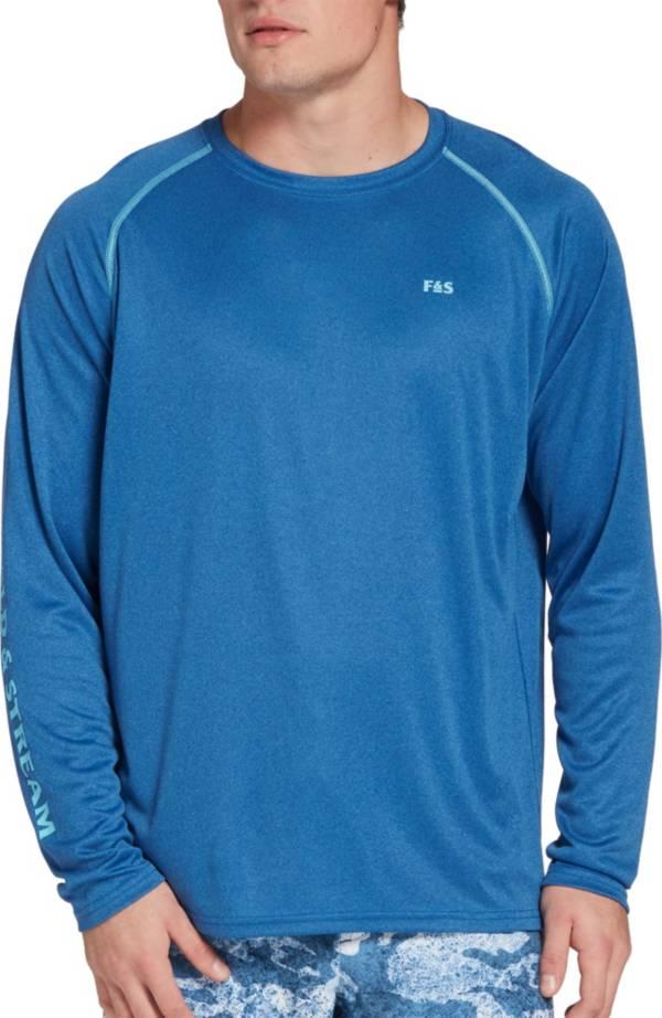 Field & Stream Men's Heathered Long Sleeve Tech T-Shirt product image