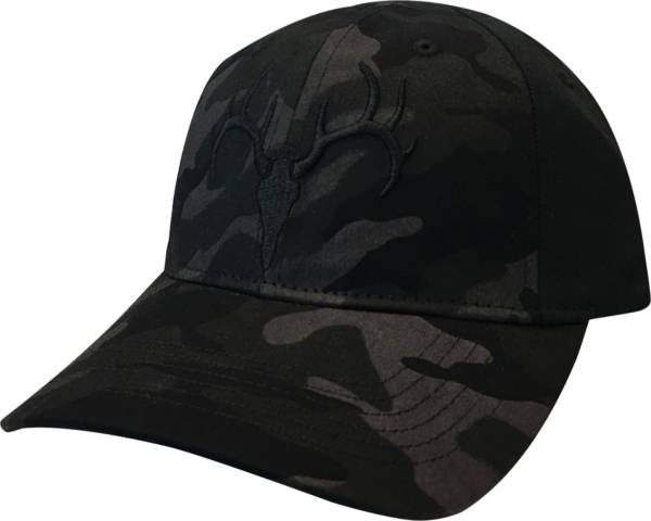 Field & Stream® Men's Black Camo Hat product image