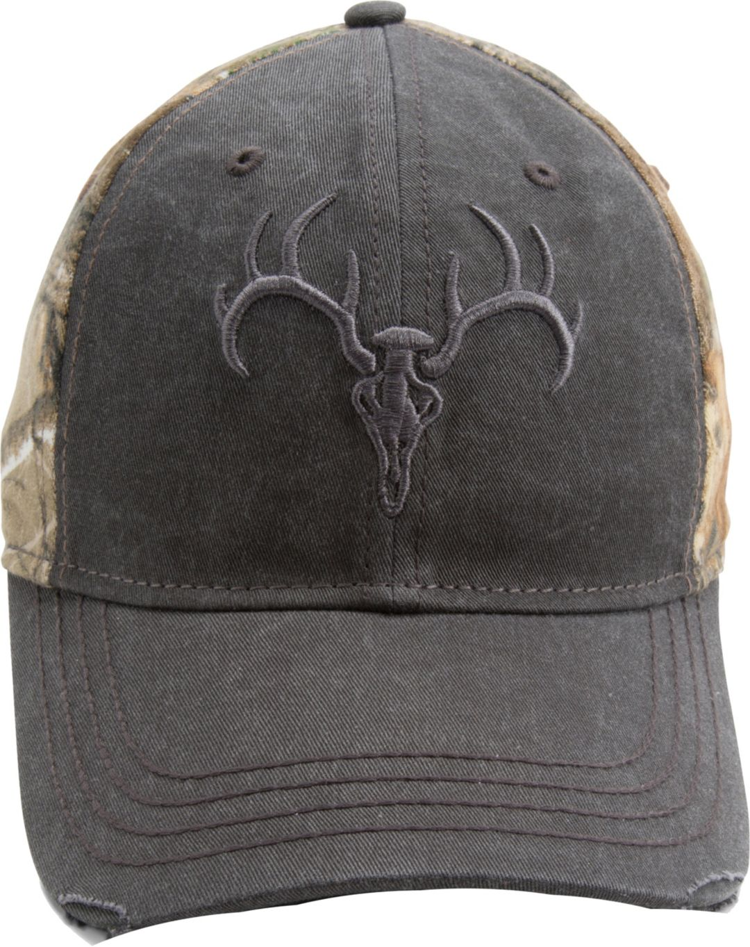 official photos d4db9 038b8 Field   Stream Men s Charcoal Camo Hat   DICK S Sporting Goods