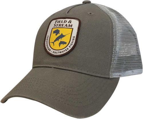 Field   Stream Men s Shield Trucker Hat  ce04ac5a2069