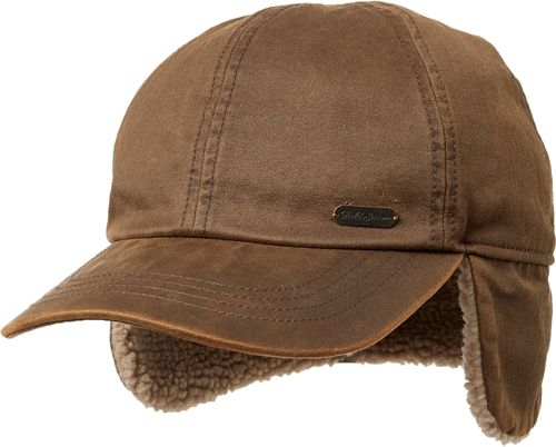 1559595ea3ca2 Field   Stream Men s Waxed Canvas Ear Flap Hat. noImageFound. Previous. 1. 2