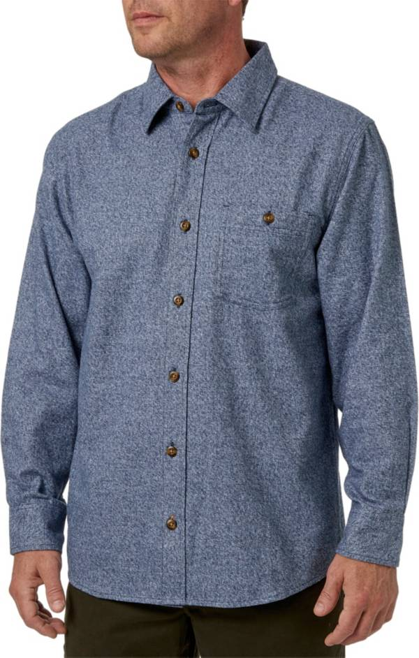 Field & Stream Men's Textured Woven Long Sleeve Shirt product image