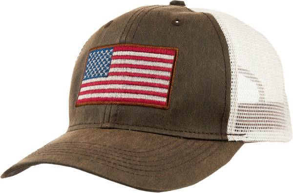 Field & Stream Men's Flag Patch Trucker Hat product image