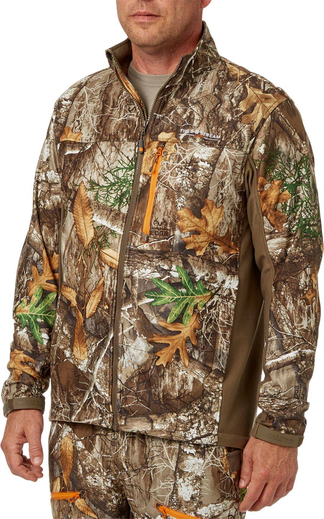 adf9c003e3109 Field & Stream Men's Every Hunt Softshell Jacket. noImageFound. Previous. 1.  2