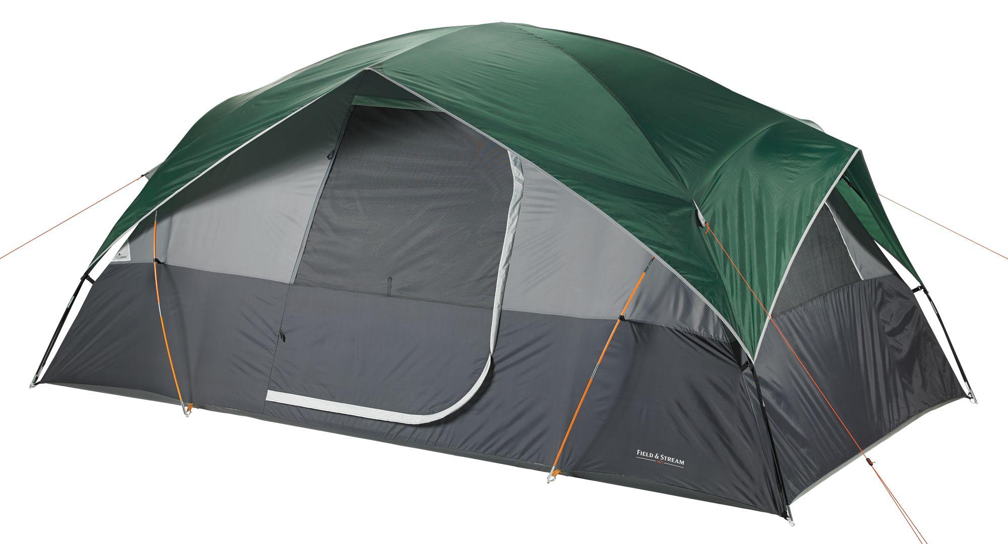 Field u0026 Stream Cross Vent 8-Person Tent 1  sc 1 st  Field u0026 Stream & Field u0026 Stream Cross Vent 8-Person Tent | Field u0026 Stream