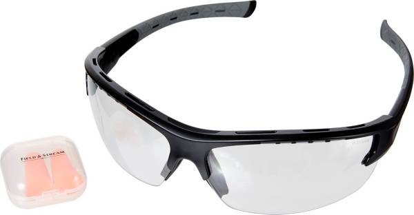 Field & Stream Clear Pro Shooting Glasses and Ear Plugs product image