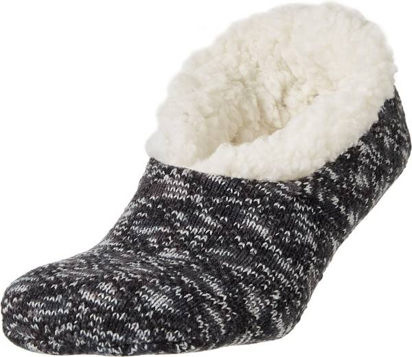 Field & Stream Women's Cozy Cabin Cable Knit Slipper Socks product image
