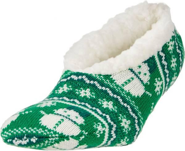 Field & Stream Women's Cozy Cabin Snowman Slipper Socks | Field & Stream