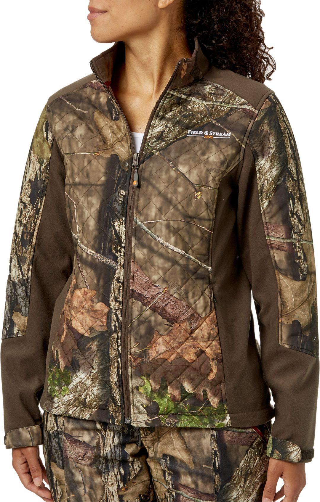 c8fdfbf7df18b Field & Stream Women's Every Hunt Insulated Softshell Jacket ...
