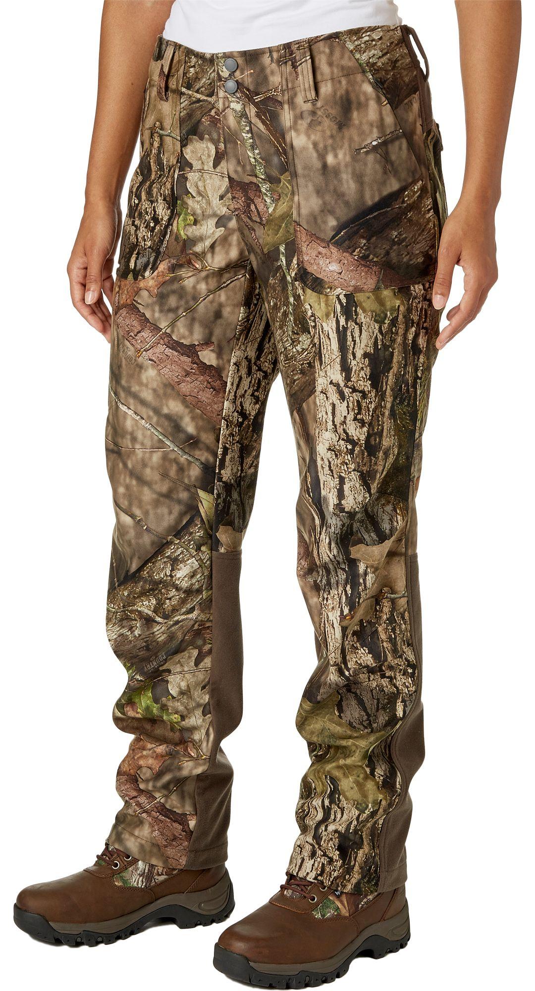 e2b9491335568 Field & Stream Women's Every Hunt Softshell Hunting Pants   Field ...