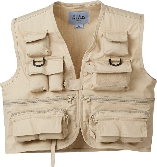 c7e1bd9be Field   Stream Youth Fishing Vest