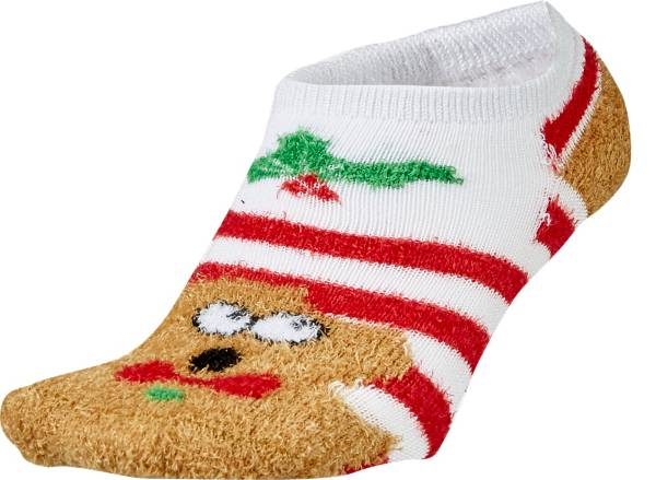 Field and Stream Youth Gingerbread Cozy Cabin Low Cut Socks product image
