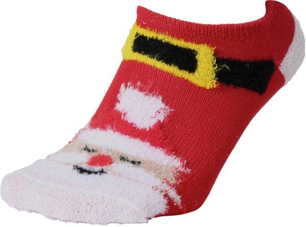 Field and Stream Youth Santa Cozy Cabin Low Cut Socks product image