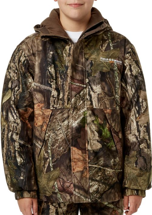 f57e46135 Field   Stream Youth True Pursuit Insulated Hunting Jacket